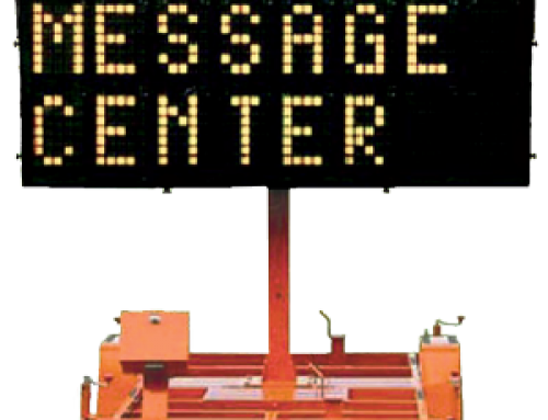 QPRSMC1000 Solar Message Center