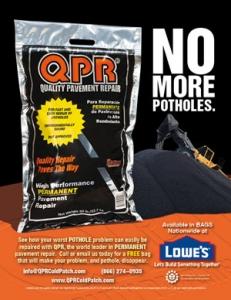 No More Potholes