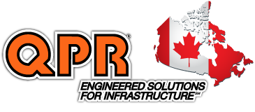 QPR Canada | Canada's High Performance Cold Mix Retina Logo