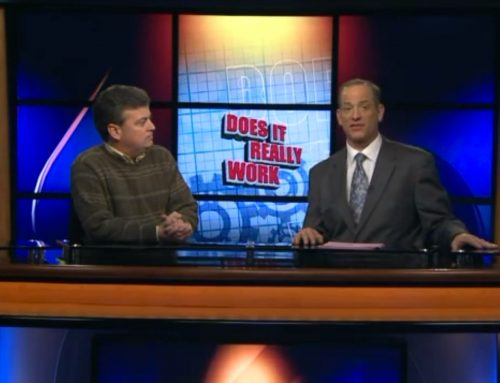 "WNEP Channel 16 in Scranton / Wilkes-Barre features QPR on their segment ""Does it really work?"""